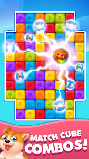 Toy Cube Crush - Tapping Games 1.0.2 de.gamequotes.net 2
