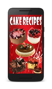 Cake Recipes(All-in-one) - náhled