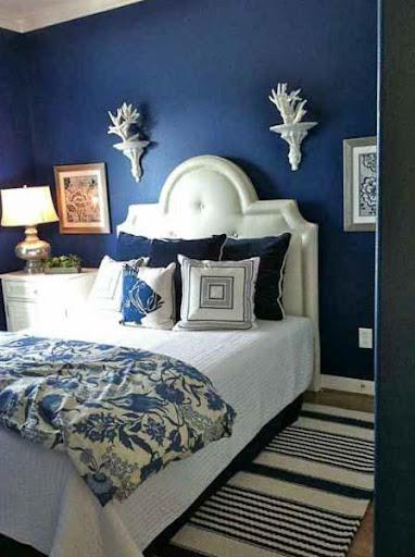 卧室涂料颜色的想法