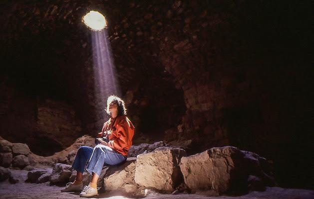 Una luce nelle segrete di sarre 49