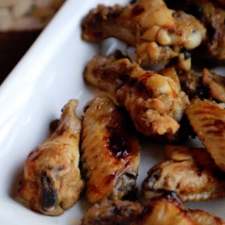 Crock Pot Spicy Mango Jerk Wings