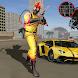 Immortal Flame Boy Rope Hero - Flying SuperHero