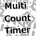 MultiCount LAP Timer icon