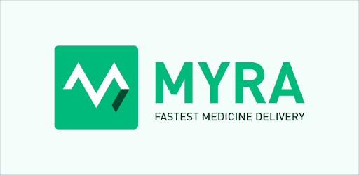 Myra Medicines - Delivery in 60 minutes Appar (APK) gratis nedladdning för Android/PC/Windows screenshot