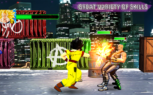 Superhero Fighting Games Grand Ring Arena Battle 1.2 screenshots 4