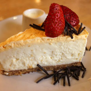 No-Bake Lemon Cheescake