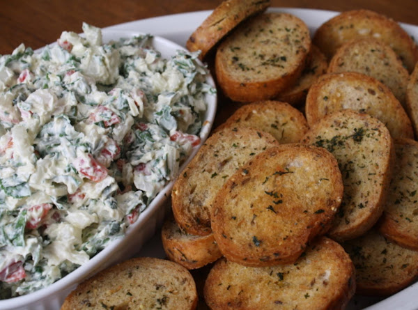 Spinach And Cheese Dip Recipe