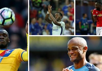 La Premier League reprend ses droits: les Belges en action ce week-end