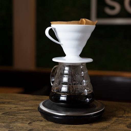 Single Origin Pour Over Coffee