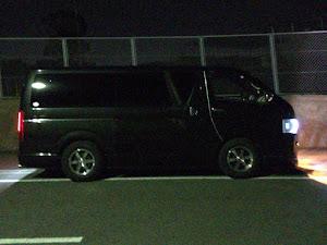 ハイエースバン TRH200V S-GL h20年式のカスタム事例画像 5さんの2018年09月12日21:59の投稿