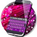 Pink and Purple Keyboard icon