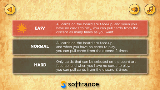 pyramid solitaire - free solitaire card game - screenshot 3