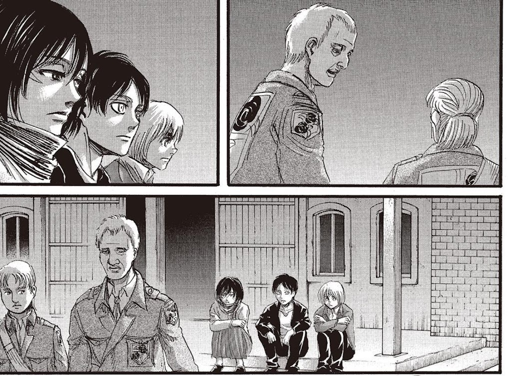 Attack on Titan Chapter 72 Image 13