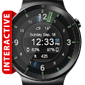 Unduh Galaxy Glow HD Watch Face Widget & Live Wallpaper Gratis