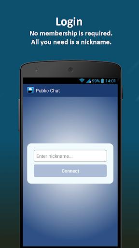Public Chat
