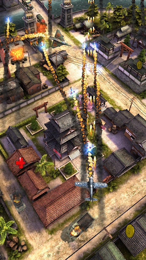 AirAttack 2 - WW2 Airplanes Shooter 1.3.0 screenshots 3