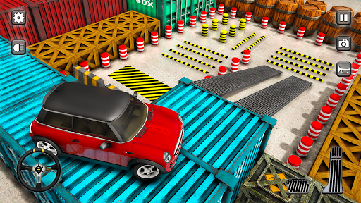 moderne voiture conduire parking tâche 2019  captures d'écran 1