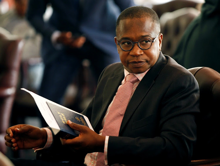 Mthuli Ncube. Picture: REUTERS