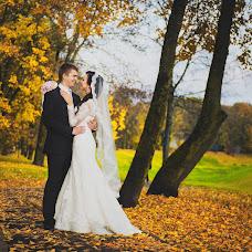 Wedding photographer Lesya Ermolaeva (BOUNTY). Photo of 19.10.2014