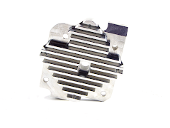 E3D Titan Aero Replacement Heat Sink Mirrored - 3.00mm