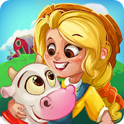 Jacky's Farm: Match-3 Adventure  Icon