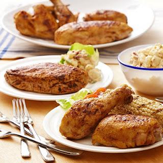 Easy Carolina BBQ Chicken