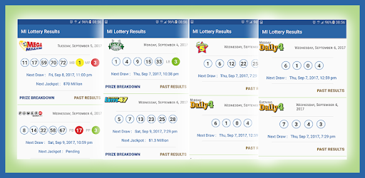 MI Lottery Results - Apps on Google Play