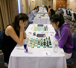 Photo: Alexandra Botez v Jill Ding