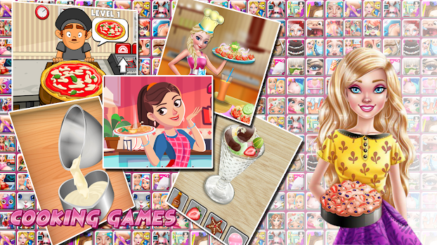 Plippa games for girls