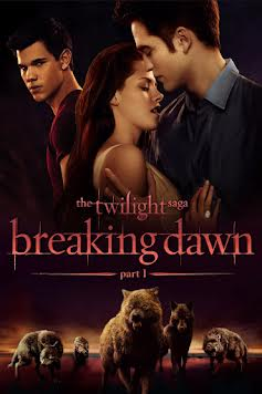 Twilight Saga: Breaking Dawn - Del 1