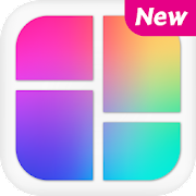 Collage Maker Pic Grid by BalckCOCONUT icon