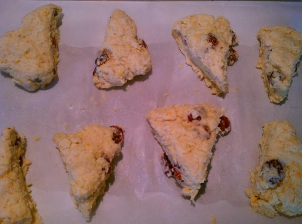 Arrange wedges on a baking sheet lined with parchment paper, about 1 inch apart....