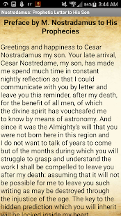 Download Nostradamus: Prophetic Letter to His Son For PC Windows and Mac apk screenshot 7