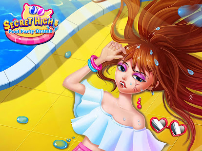 Game Secret High School 5 - The Pool Party APK for Windows Phone
