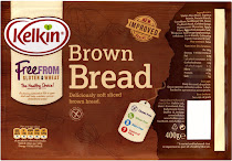 Kelkin Brown Bread - 400g