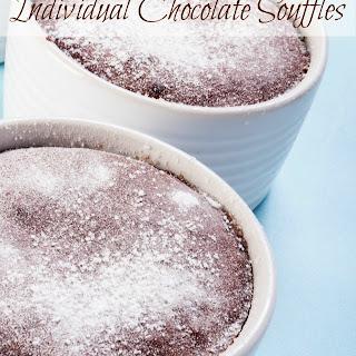 Weight Watchers Individual Chocolate Souffle