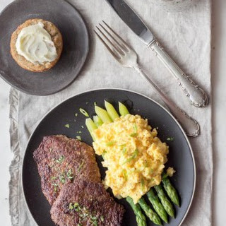 Steak & Egg Breakfast (low carb, keto)
