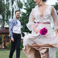 Wedding photographer Viktoriya Dikareva (Nezabudka). Photo of 08.06.2017