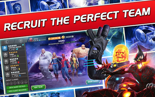 Marvel Contest of Champions apkpoly screenshots 1