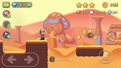 Super Toby Adventure ud83cudf44classic platform jump game 2.2.9 screenshots 4