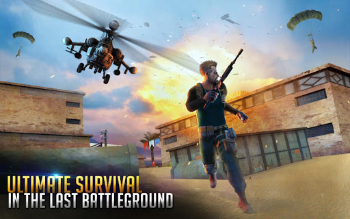 Last Day Battleground: Survival V2  captures d'écran 1