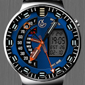 ORCA Combo Watch Face