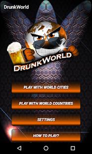 DrunkWorld: Drinking Game - náhled