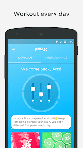 Peak – Brain Games & Training App Latest Version Download For Android and iPhone 6