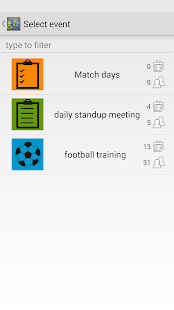 Attendance Tracker- screenshot thumbnail