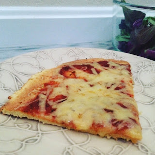 Low Carb Coconut Flour Pizza Crust