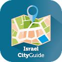 Israel City Guide icon