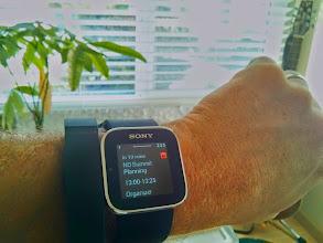 Photo: First Smart Watch