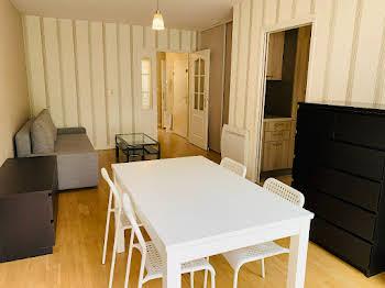 Appartement meublé 3 pièces 59,33 m2