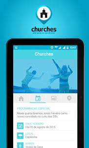 Churches - Busque Igrejas screenshot 5